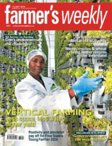 Farmers Weekly cover_Vertical Farming